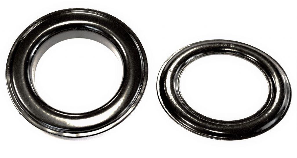 Oeillet laiton 40 mm noir 10300 40 n nos produits - Tapisserie anti bruit ...