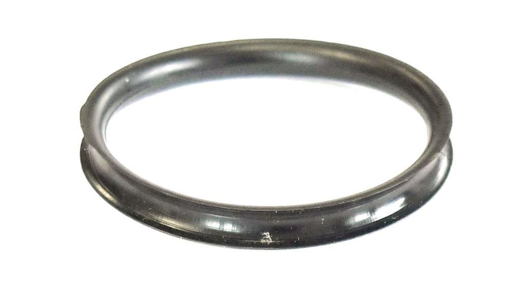 Anneau anti bruit 40 mm noir 10303 nos produits - Tapisserie anti bruit ...