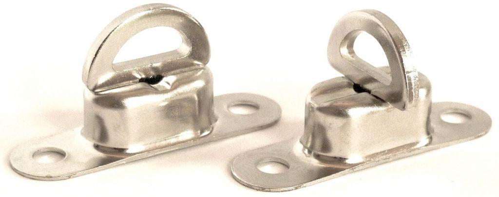Tourniquet oblong large laiton nickel 10503l nos - Tapisserie anti bruit ...