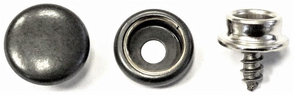 bouton pression laiton 15 mm visser l4712 na9c nos produits fournitures pour. Black Bedroom Furniture Sets. Home Design Ideas