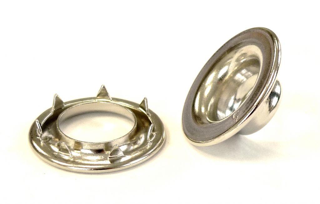 Oeillet 12 mm rondelle renforc e dents n2 3 nos - Tapisserie anti bruit ...
